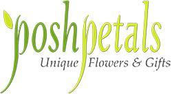 logo Posh Petals